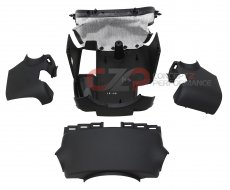 Infiniti OEM Steering Column Cover, Sport w/ Manual Tilt - Infiniti G35 07-08, G37 09-14 Sedan V36, 08-13 Coupe CV36