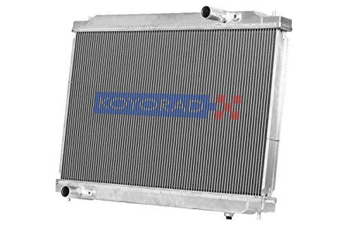 Koyo Aluminum Racing Radiator, Manual Transmission - Nissan Skyline GT-R 89-94 R32