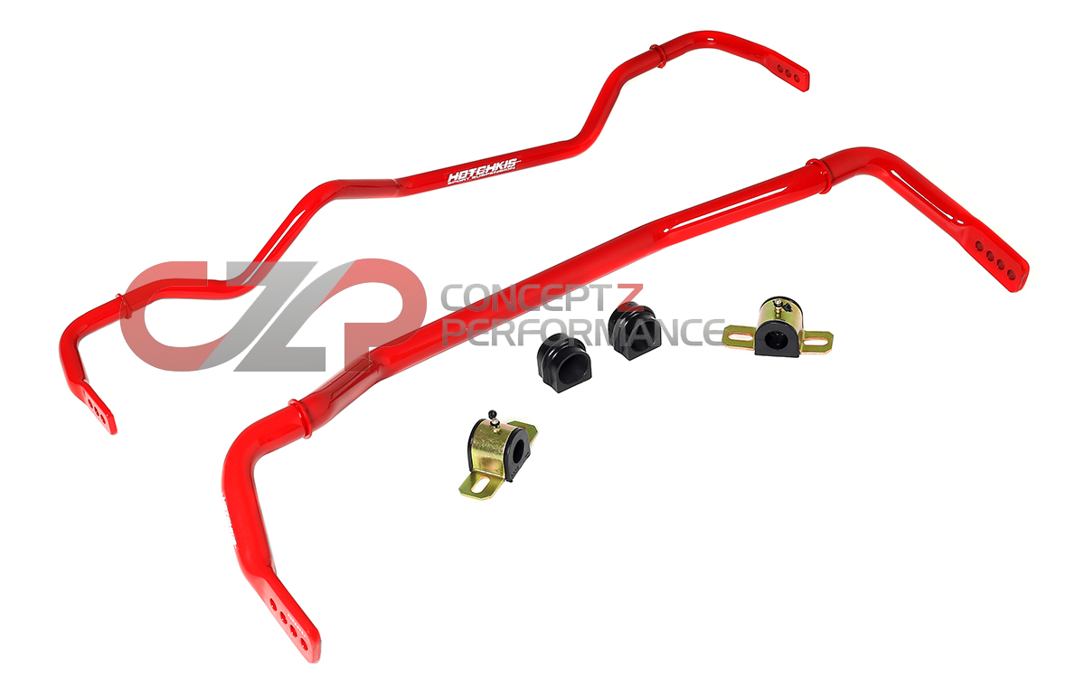 Hotchkis Adjustable Stabilizer Sway Bars - Nissan 350Z / Infiniti G35 RWD - IN STOCK!!!