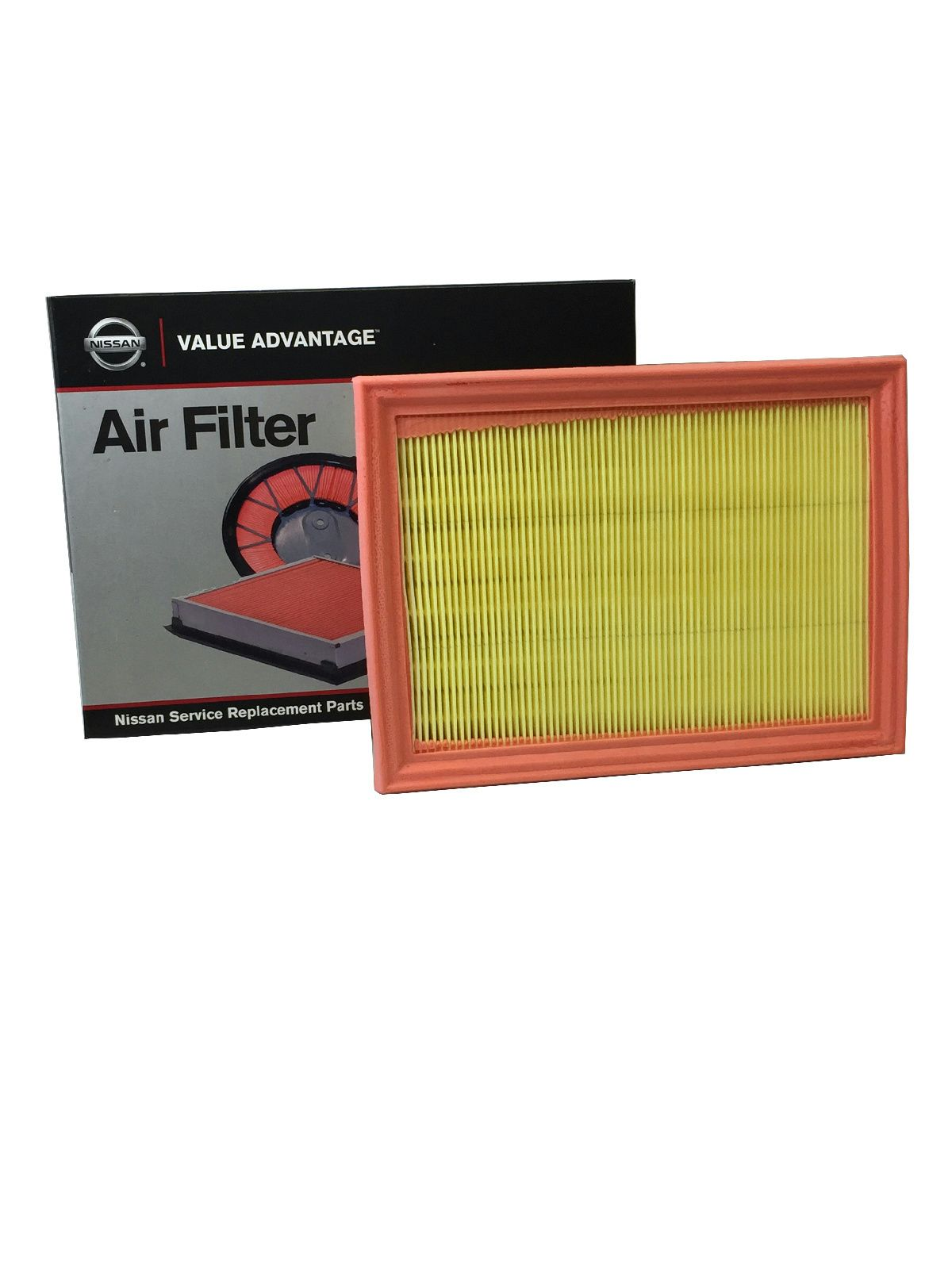 Nissan OEM Value Advantage Air Filter Replacement VG30DE(TT) VR30DDTT - Nissan 300ZX Z32 / Infiniti Q50 Q60 3.0t V37 CV37