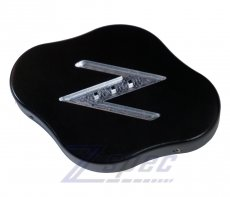 ZSpec Design Anodized Aluminum Radiator Cap Covers - Nissan 350Z 03-08 Z33
