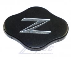 ZSpec Design Anodized Aluminum Radiator Cap Covers - Nissan 370Z 09+ Z34