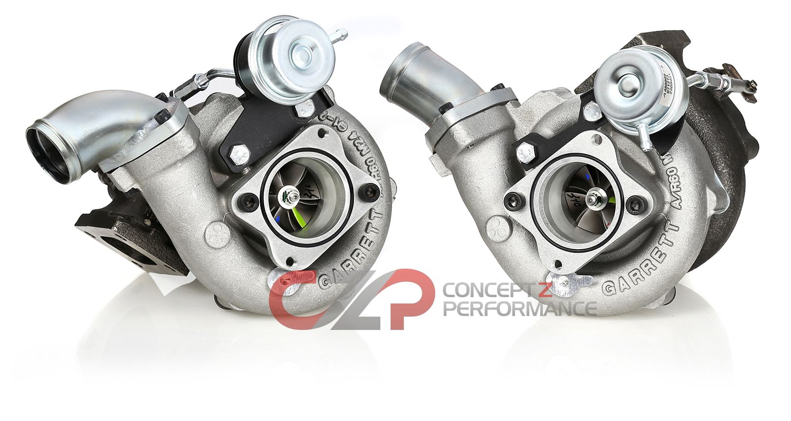 CZP G7 GT2860R (Disco Potato) Ball Bearing Turbo Kit (700HP) - Nissan 300ZX Z32