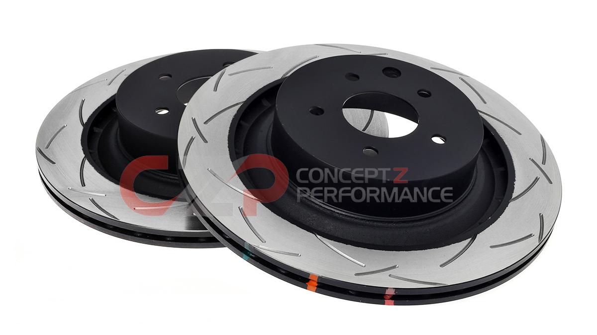 R32 Brakes :: Rotors - Concept Z Performance
