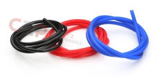 CZP Silicone Vacuum Hose - 8mm ID x 1ft