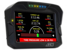 AEM CD-7 Super Bright Full Color Digital Racing Display