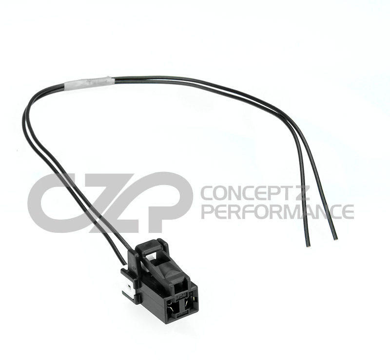 nissan oem 300zx 2-pin connector b4342-79901