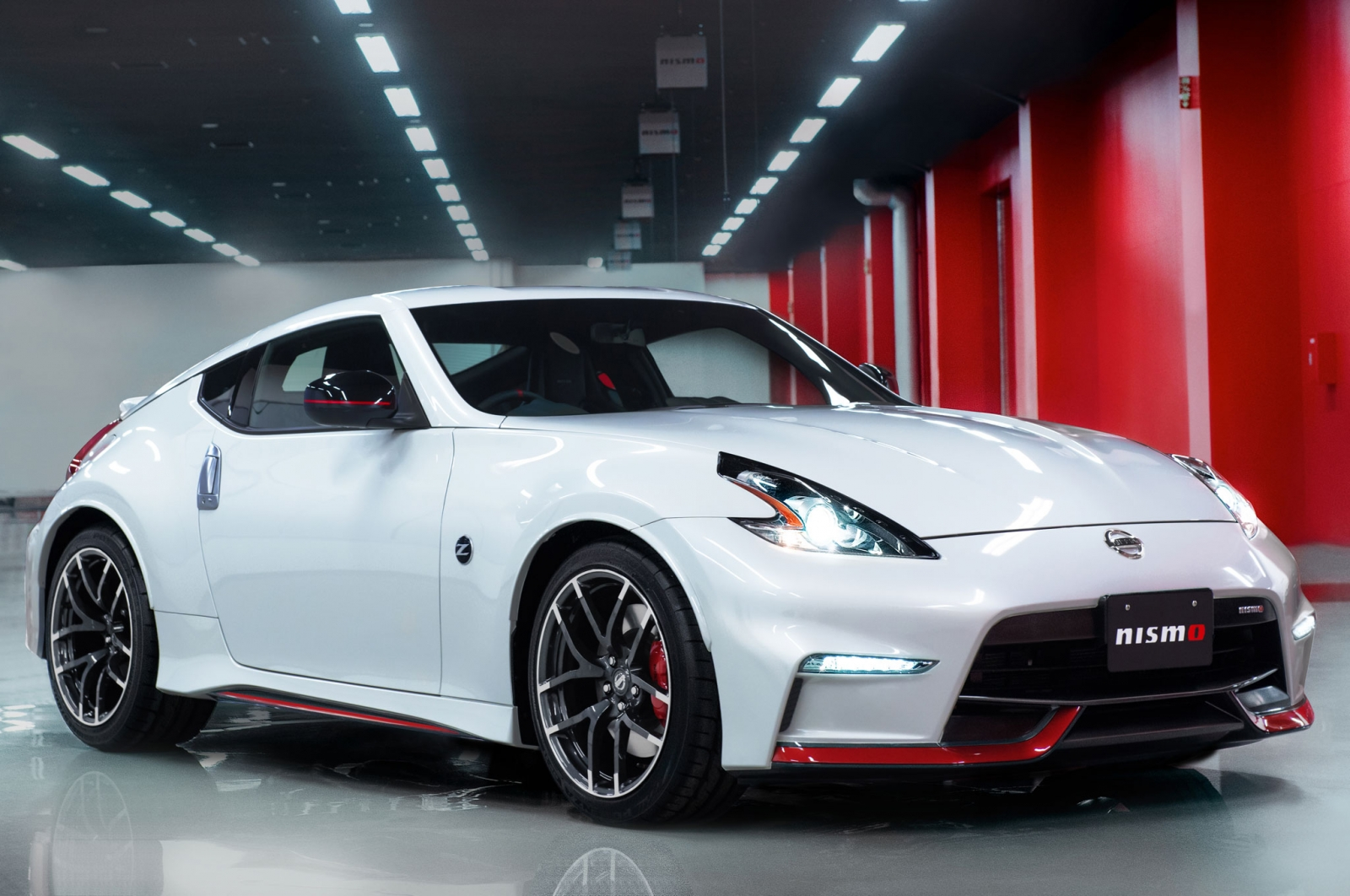 Nismo 2015+ Conversion Kit, Front Fascia Base Kit - Nissan 370Z Z34
