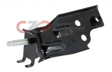 Nissan OEM Brake Line Bracket, Knuckle Side w/ Brembo Calipers RH - Nissan 350Z  / Infiniti G35