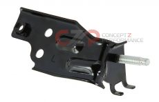 Nissan OEM Brake Line Bracket, Knuckle Side w/ Brembo Calipers LH - Nissan 350Z / Infiniti G35