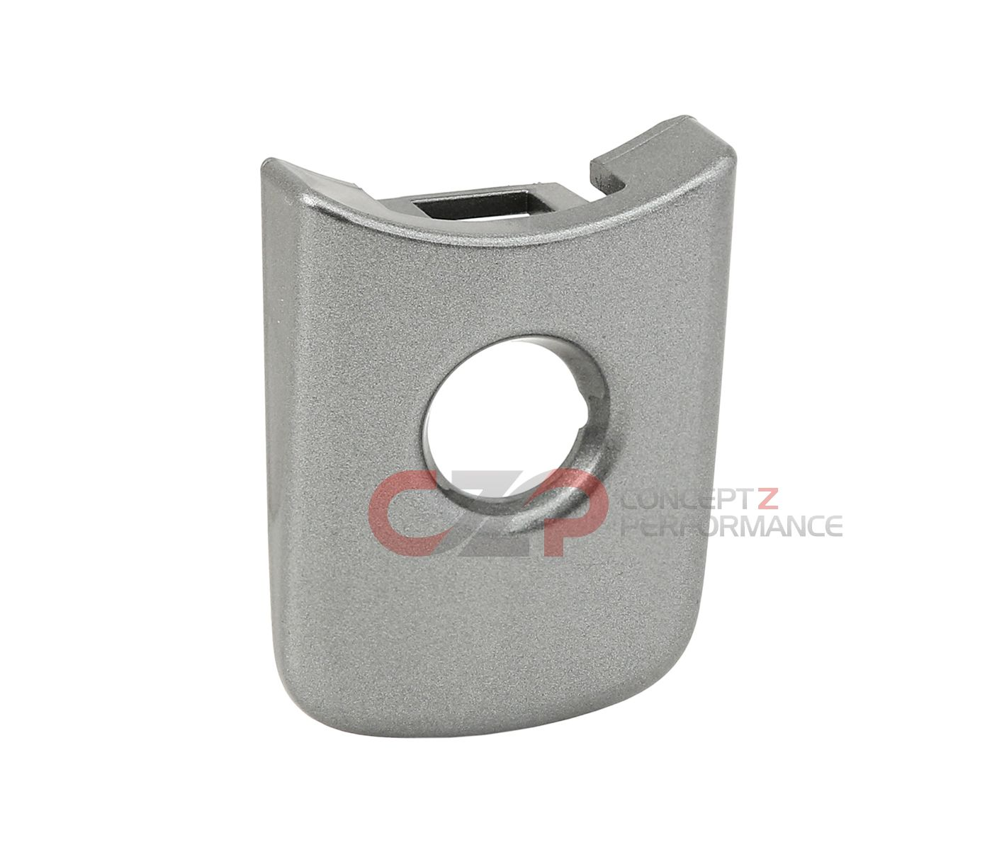 Infiniti OEM Door Lock Keyhole Finisher WV2 Diamond Graphite - Infiniti G35 03-07 G35 Coupe V35