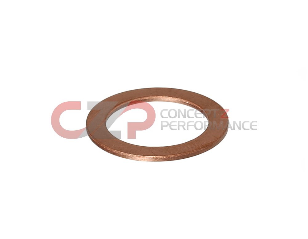 CZP OEM Replacement Turbo Coolant Line Copper Crush Washer Gasket - Nissan 300ZX Z32