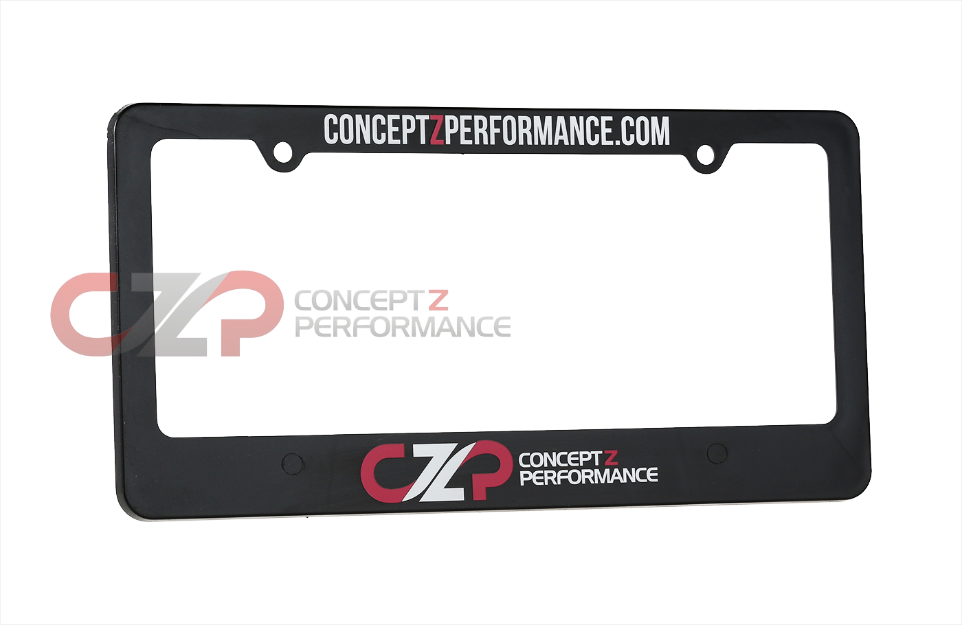 Concept Z Performance CZP License Plate Frame