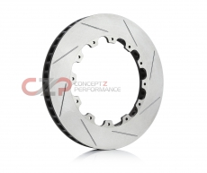 AP Racing AP00063LS Slotted Rotor, LH Driver Side - 14.25""