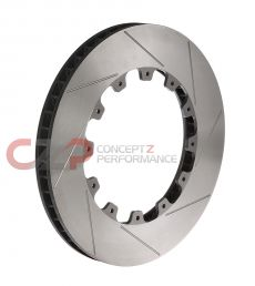 "AP Racing 2pc Replacement Slotted Rotor, LH - 14.25"" 362mm x 32mm"