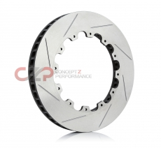 AP Racing AP00063RS Slotted Rotor, RH Passenger Side - 14.25""