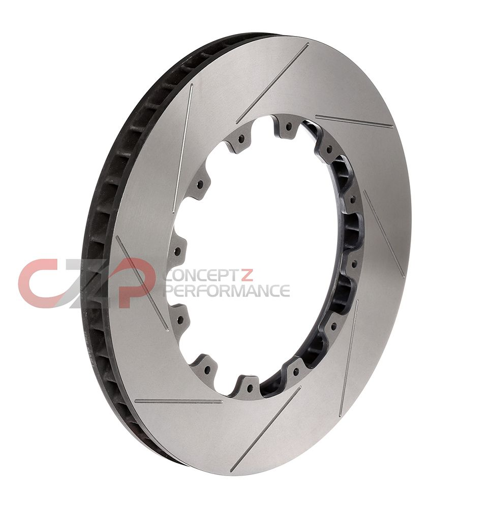 "AP Racing 2pc Replacement Slotted Rotor, RH - 14.25"" 362mm x 32mm"