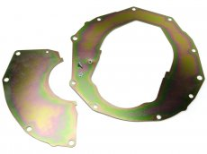 Z1 Engine to Transmission Plate Dust Cover, Manual Transmission MT - Nissan 300ZX 90-96 Z32