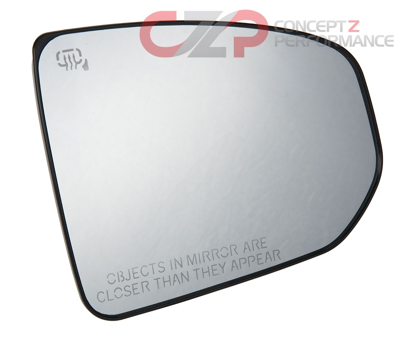Nissan OEM Side Mirror Glass, RH - Nissan 370Z 09+ Z34