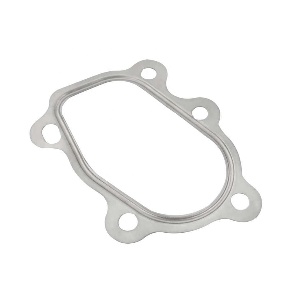 Garrett 5-Bolt Downpipe Gasket (Turbine Housing Outlet), GT28R