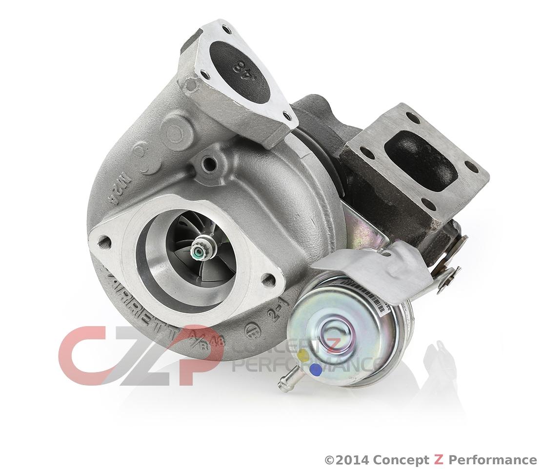 300zx Turbo Horsepower: Nissan / Infiniti Garrett Nissan OEM Turbocharger RH MT 90