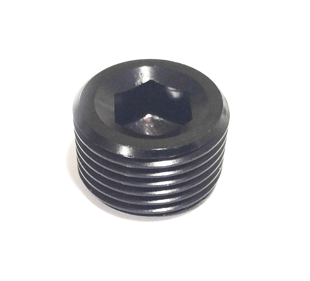FLF NPT Hex Head Plug