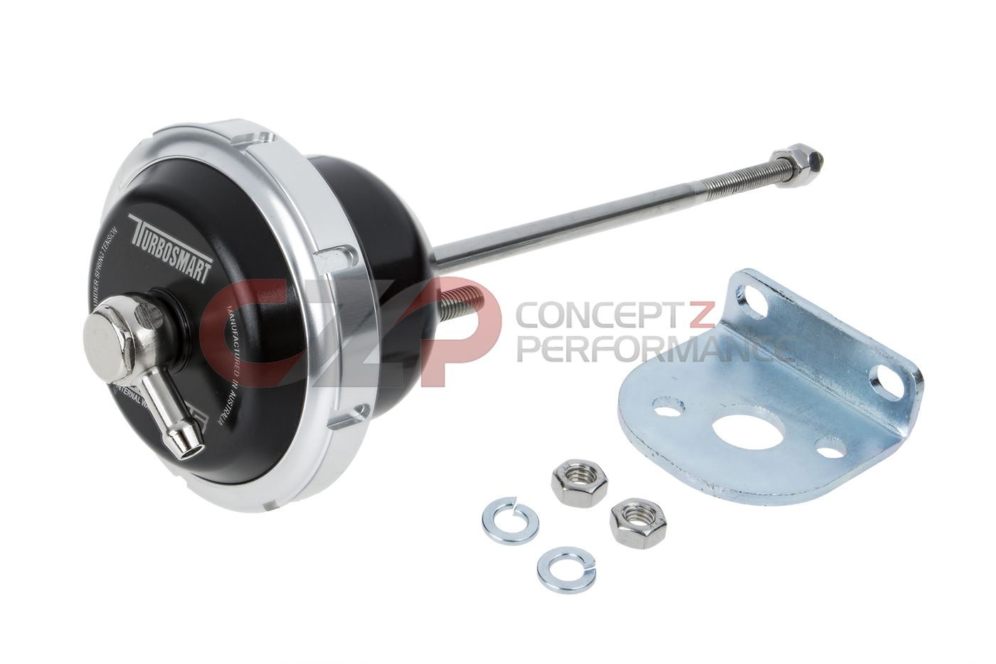 Turbosmart IWG75 Ford EcoBoost 7 PSI Black Internal Wastegate Actuator
