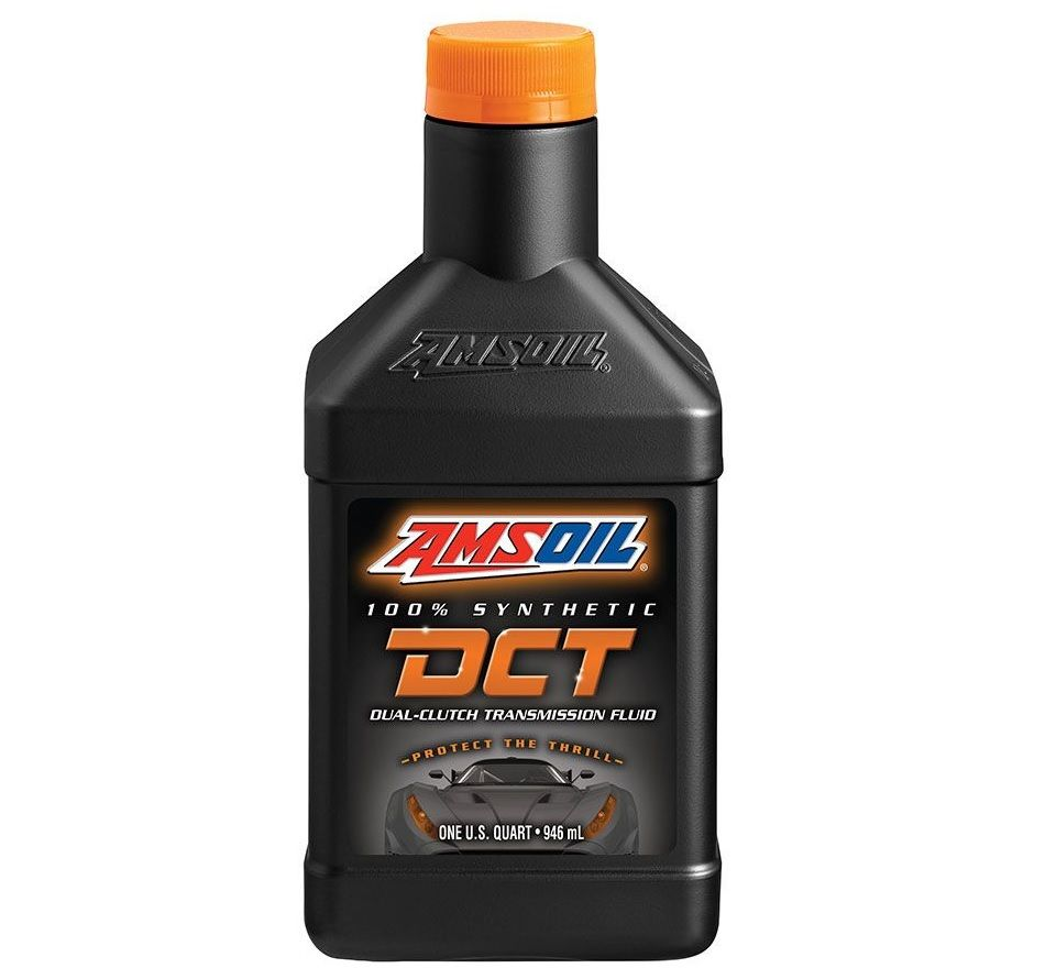 Amsoil Synthetic DCT Dual Clutch Transmission Fluid - Nissan GT-R R35