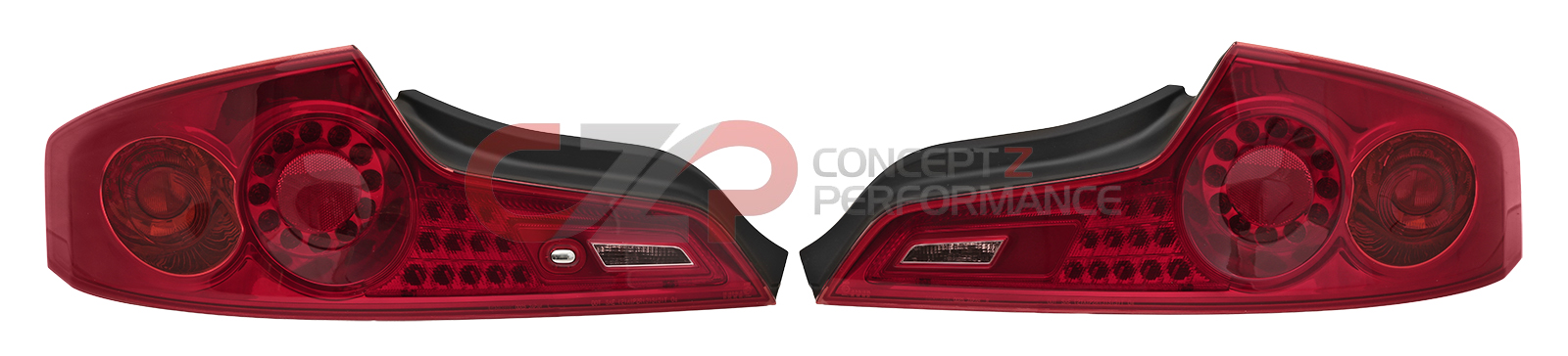 Nissan JDM Nismo Skyline 350GT Genuine Tail Light Set, Infiniti G35 03-07 Coupe V35