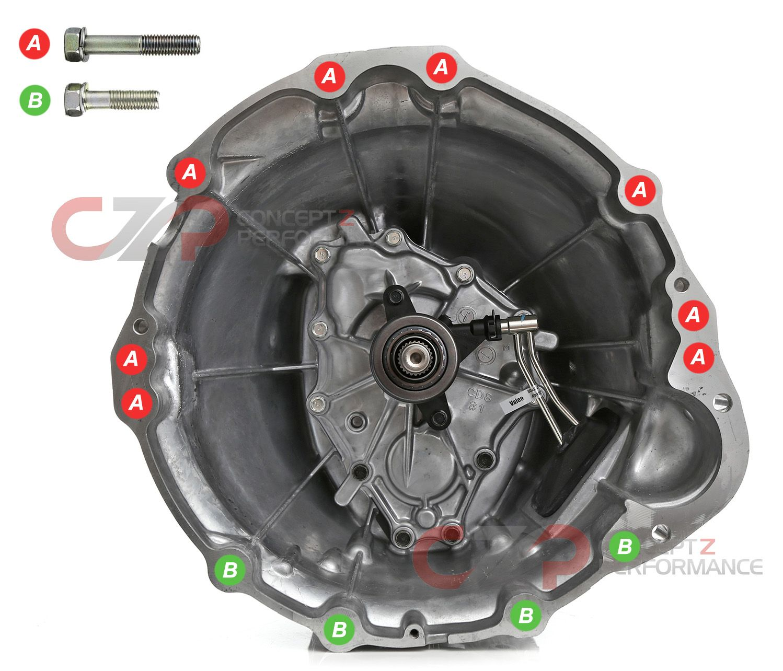 2013 Infiniti M Transmission: Nissan / Infiniti Nissan OEM Manual Transmission