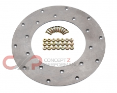 Fidanza Aluminum Flywheel Replacement Flywheel Insert - Nissan 300ZX 90-96 Twin Turbo TT Z32