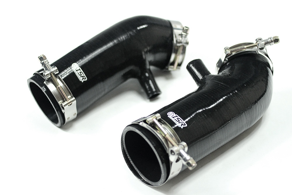 ISR Performance Silicone Air Intake Hose Tubes, VQ35HR VQ37VHR - Nissan  350Z 370Z / Infiniti G35 G37 Q40 Q60 IS-INT-ZHR - Concept Z Performance