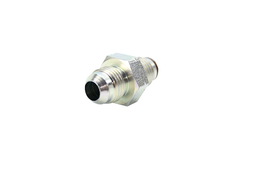 ISR Performance -6AN High Pressure Power Steering Line Fitting w/ O-Ring - Nissan 240SX