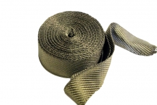 "ISR Performance Titanium Thermal Exhaust Heat Wrap - 2"" x 1.6mm x 50'"
