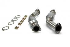 ISR Performance High Flow Cat - Nissan 350Z 03-06 VQ35DE Z33
