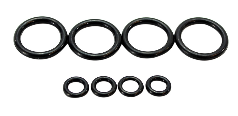 ISR Performance OE Replacement Side Feed Injector O-Ring Pack inc FPR - Nissan RWD SR20DET