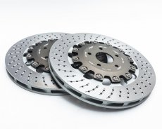 Agency Power 400x34mm Front Brake Rotor Upgrade - Nissan GT-R 09+ R35