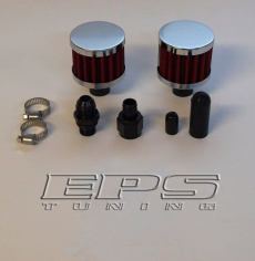 EPS Tuning Open Breather Conversion Kit, Nissan 350Z 03-06 VQ35DE Z33