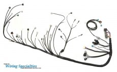 Wiring Specialties 2JZGTE Wiring Harness CANBUS PRO-Series, Non-VVTI - Nissan 350Z 03-08 Z33 / Infiniti G35 03-06 Sedan, 03-07 Coupe V35
