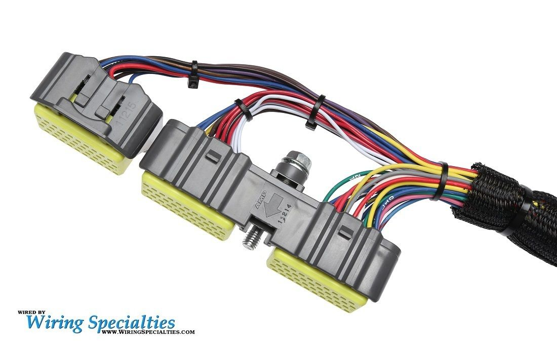 5 wiring specialties 2jzgte wiring harness canbus pro series, non z32 wiring harness at reclaimingppi.co