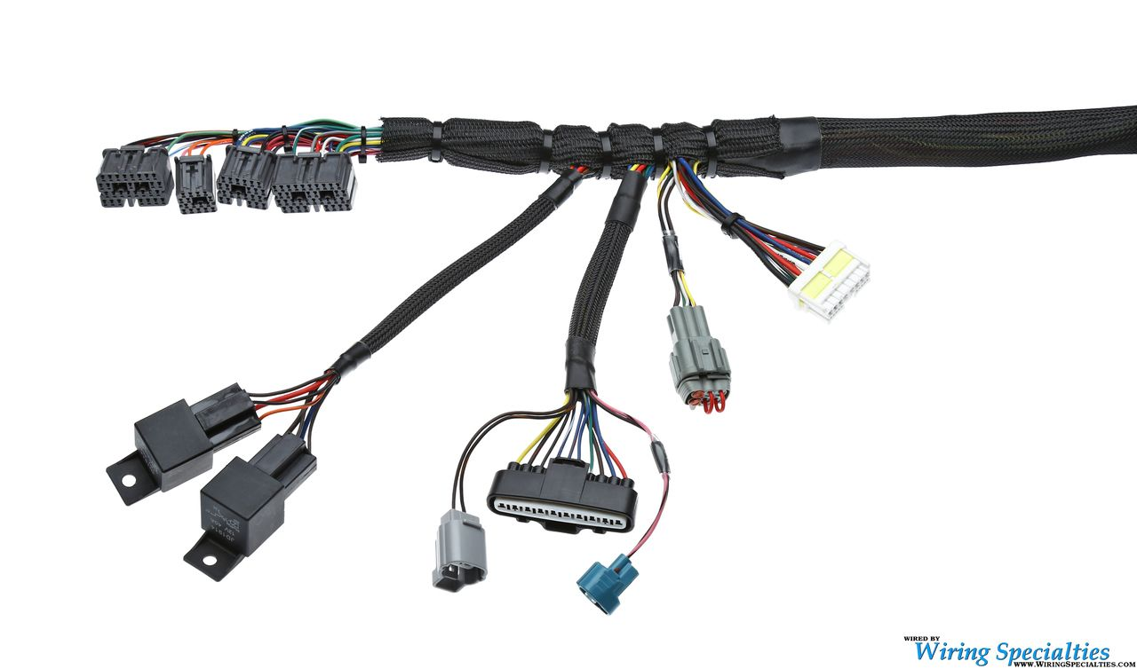 Infiniti G35 Wiring Harness Another Blog About Diagram 2008 G37 Diagrams Specialties 1jzgte Canbus Pro Series
