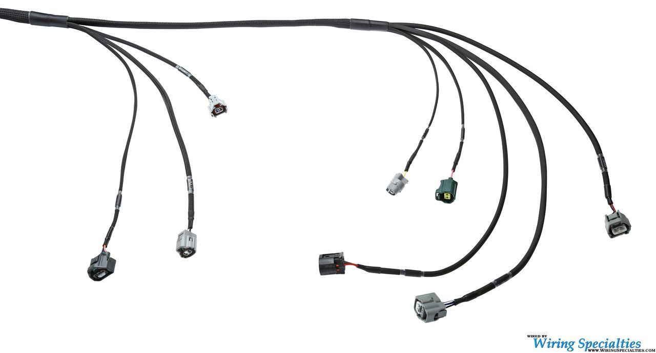 Wiring Specialties 1jzgte Harness Canbus Pro Series Vvti Com Options