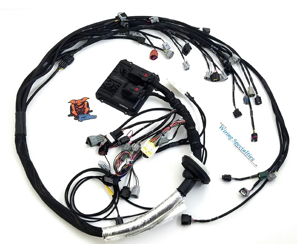 Wiring specialties jzgte harness canbus pro series