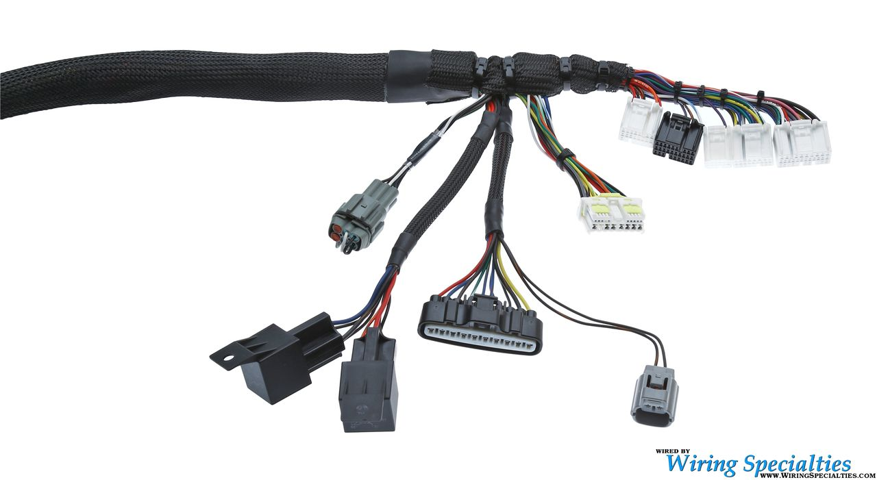 Wiring Specialties 2jzgte Harness Canbus Pro Series Vvti G35 Cover Options