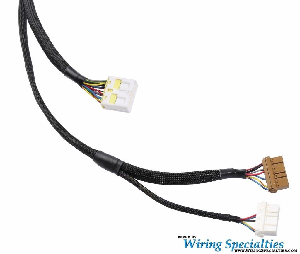12 wiring specialties lsx gen iv wiring harness pro series nissan  at bayanpartner.co