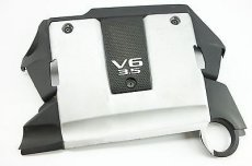 Nissan OEM 350Z Engine Plenum Cover, Rear Half - 07-08 Z33 VQ35HR