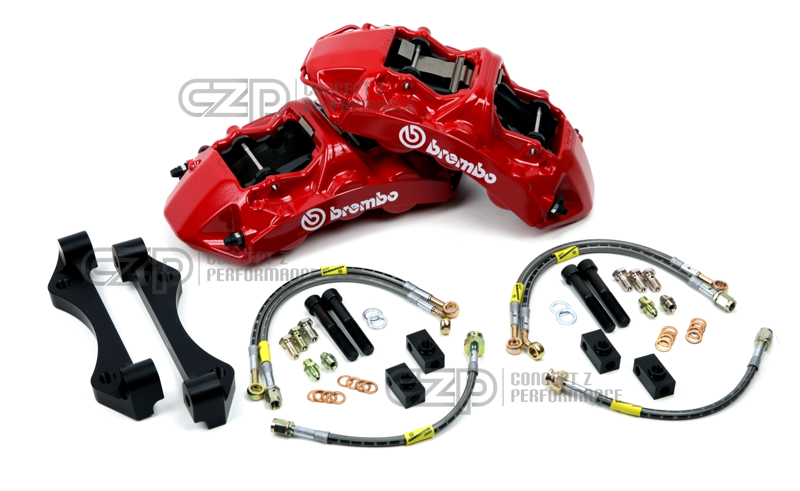 Brembo Brake Kit >> Brembo Sport Gt Big Brake Upgrade Kit Front Sport Akebono Brakes