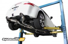 "Greddy 10128303 EVOlution GT 2.5"" to 3"" Stainless Steel Dual Catback Exhaust - Nissan 370Z 09-14 Z34 -- PRE-ORDER!!!"