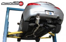 "Greddy 10128103 Revolution RS 2.5"" to 3"" Stainless Steel Single Exit Catback Exhaust  - Infiniti G37 08-13 & 14-15 Q60 Coupe CV36 -- PRE-ORDER!!!"