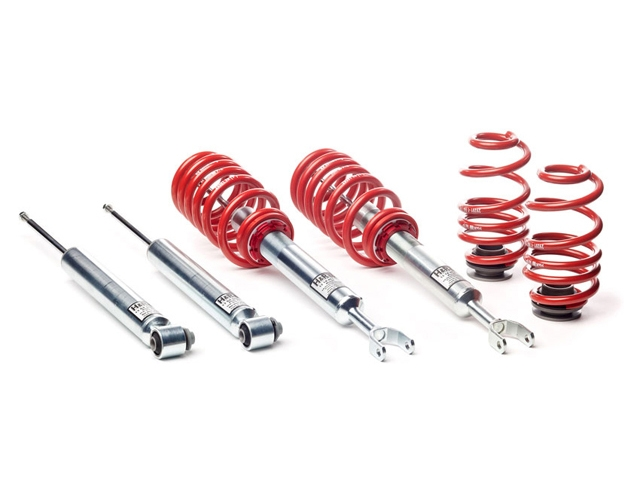 H&R 53055 Street Performance Suspension Coilover Kit Nissan 350Z 03-08 Z33